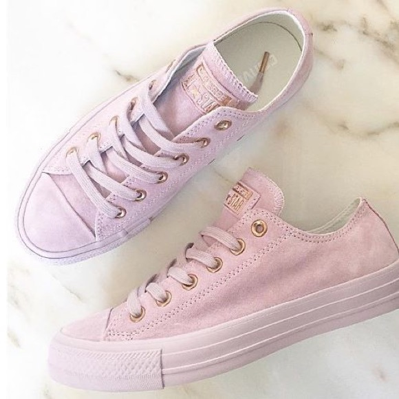 Converse Shoes | Burnished Lilac Rose